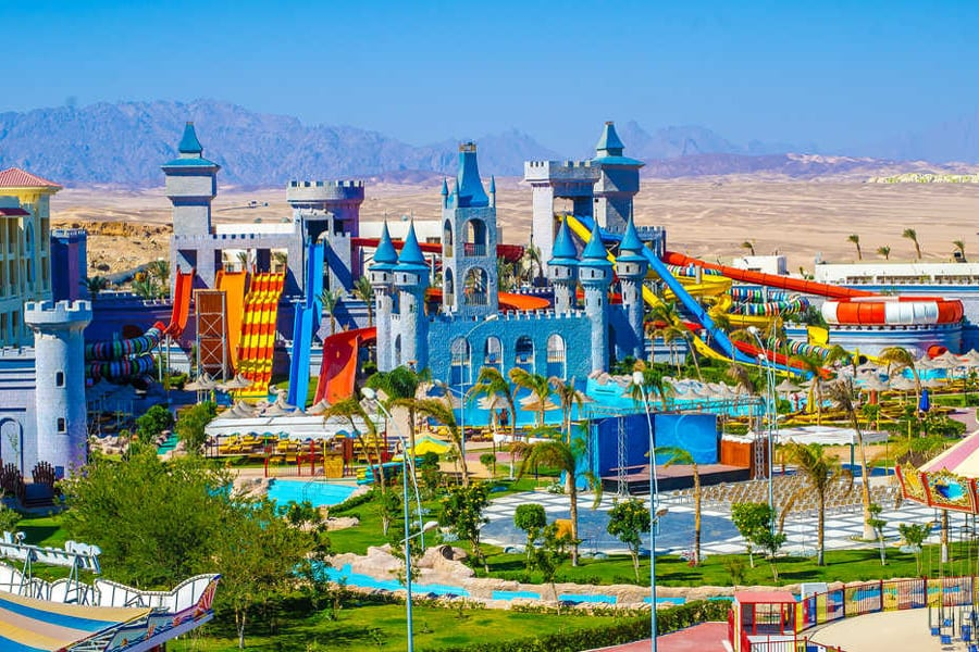 EGYPTIAN FUN – NILE CRUISE & HURGHADA STAY WITH WATERPARK HOTELS