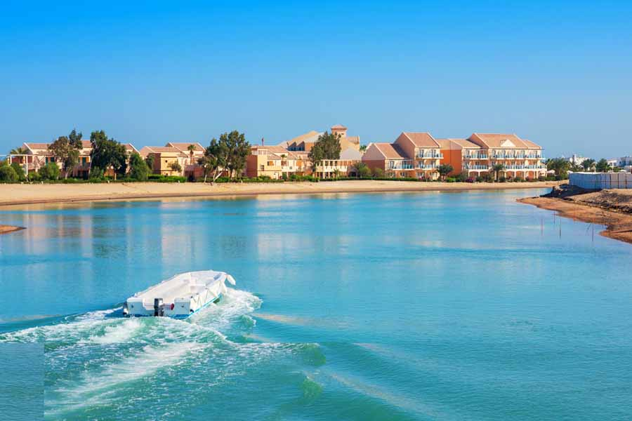 CLEOPATRA'S EGYPT – NILE CRUISE WITH EL GOUNA STAY