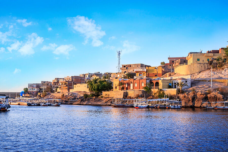 LAKE NASSER CRUISE & STAY