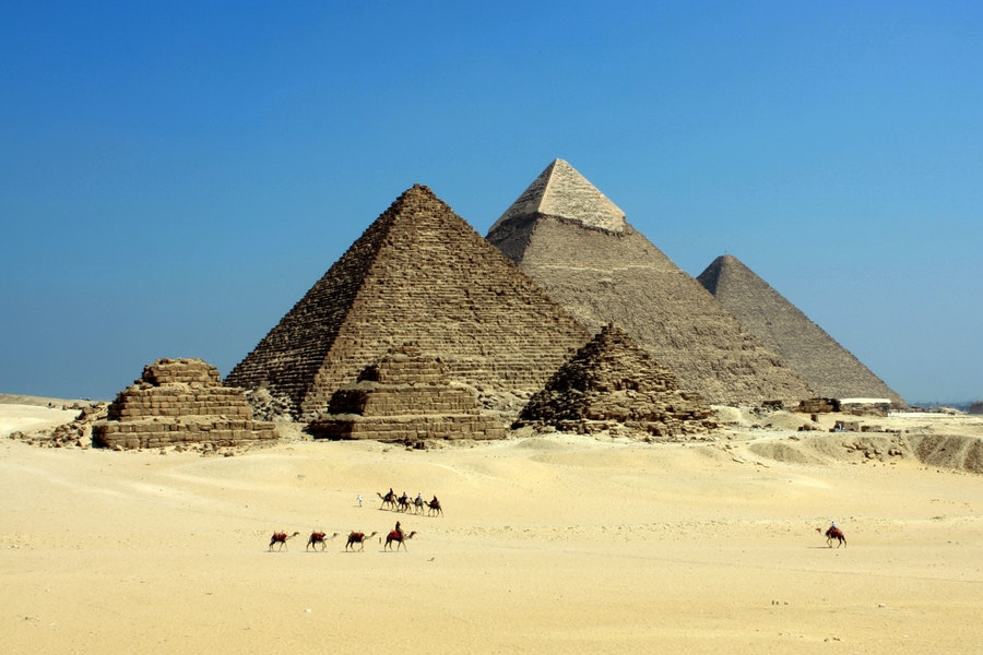Delights of Egypt